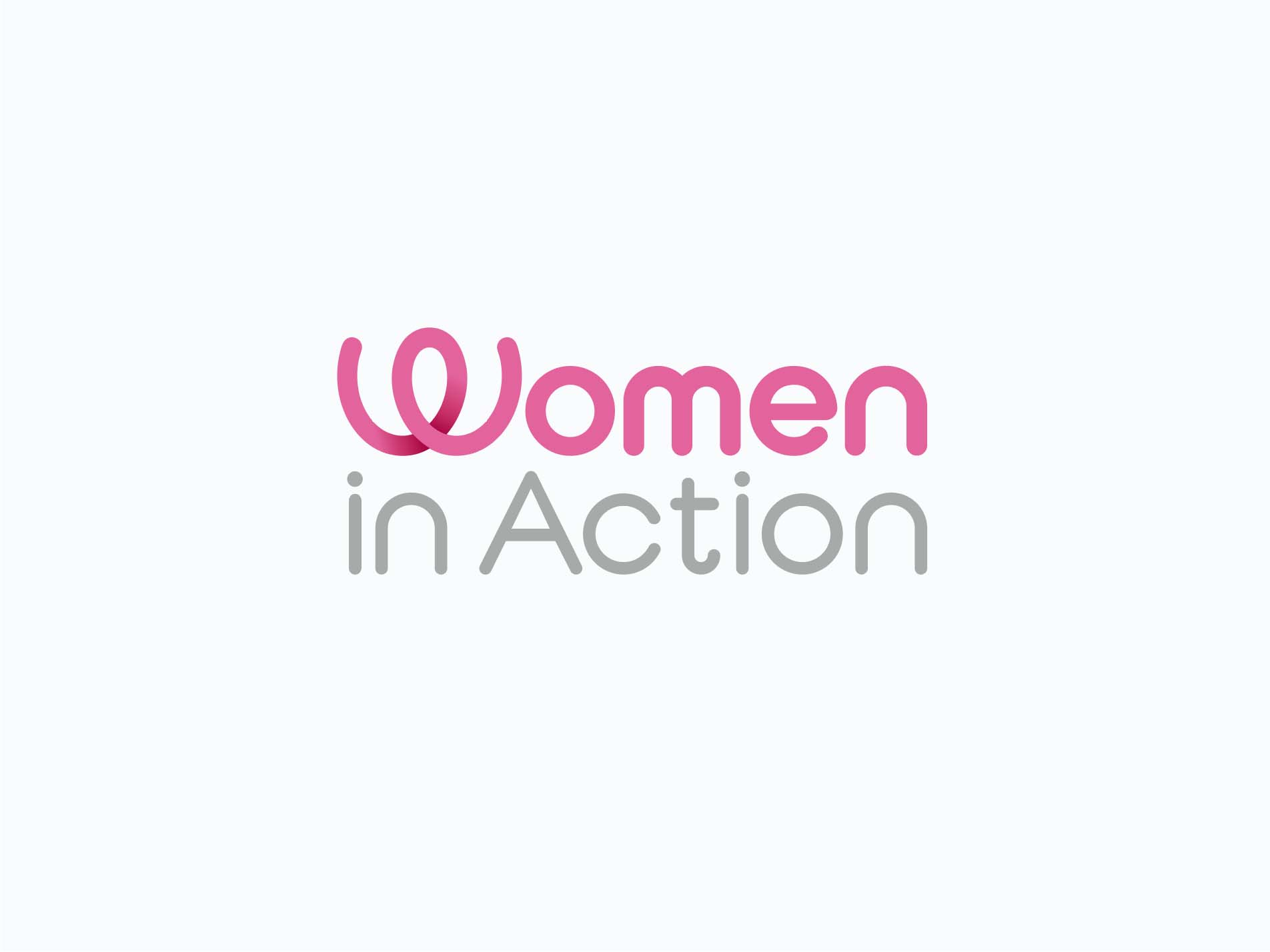 women in action branding
